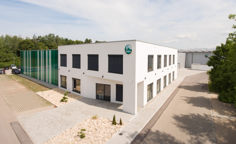 Bühler Motor internationally